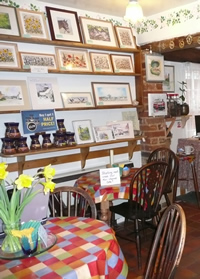 Blackmore Tea Shop & Antiques